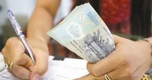 Đề xuất mới nâng bậc lương đối với cán bộ, công chức