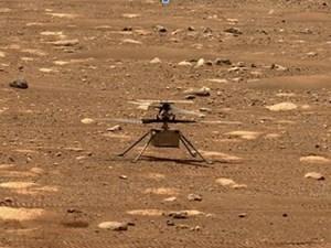 NASA thông báo hoãn phóng trực thăng không người lái trên sao Hỏa
