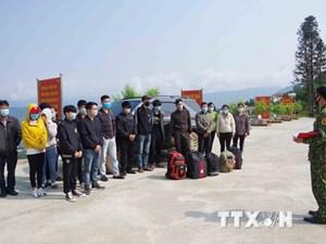 Lai Châu: Ngăn chặn kịp thời 30 trường hợp xuất cảnh trái phép