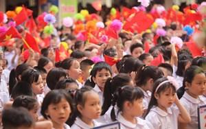 Tuyển sinh đầu cấp tại Hà Nội: Không thi chọn học sinh để phân lớp