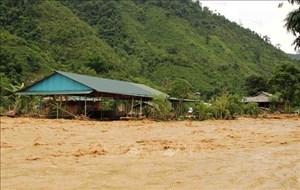 Lai Châu chủ động ứng phó với mưa lũ và sạt lở đất