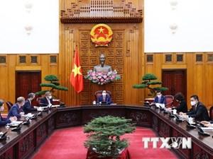 Thủ tướng Anh mời Thủ tướng Phạm Minh Chính dự Hội nghị COP26