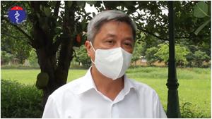[VIDEO] Đảm bảo sức khỏe nhân viên y tế trong thời tiết nắng nóng