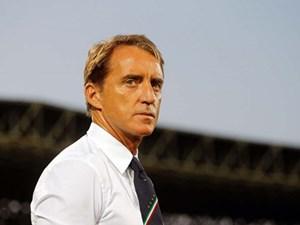 EURO 2020: HLV Roberto Mancini khích lệ tinh thần các tuyển thủ Italy