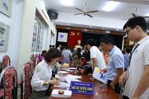 Tuyển sinh trường 'hot' ở Hà Nội: Sàng lọc liên tục