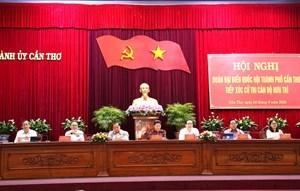 Chủ tịch Quốc hội trả lời cử tri về vụ án Hồ Duy Hải