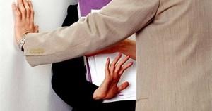 Xử lý quấy rối tình dục tại nơi làm việc