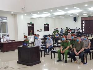 Phúc thẩm vụ án xảy ra tại CDC Hà Nội: Giữ nguyên hình phạt bản án sơ thẩm