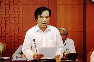 Giám đốc Sở Tài chính Quảng Nam xin nghỉ không liên quan mua máy xét nghiệm