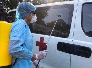 Hưng Yên: 5 ca dương tính, trong đó có một nhân viên y tế