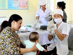 Trẻ dưới 7 tuổiđược tiêm vaccinephòng bạch hầu miễn phí