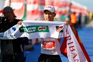 Tiền Phong marathon 2020: Hoàng Nguyên Thanh vô địch cự ly 42 km