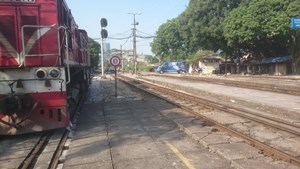 Ngành đường sắt 'toát mồ hôi'