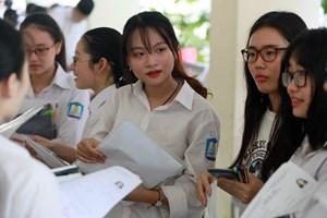 91 trường THPT tại Hà Nội xét tuyển vào lớp 10 bằng học bạ