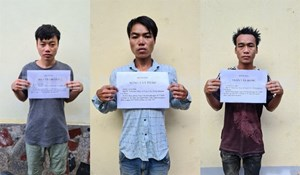 Cao Bằng: Bắt  3 đối tượng đưa 10 công dân xuất cảnh trái phép