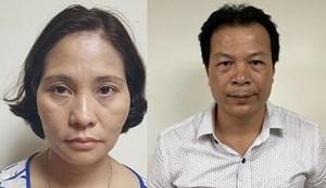 Nâng khống tiền mua máy xét nghiệm: Khởi tố thêm 2 trưởng phòng CDC Hà Nội