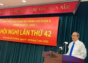 Bế mạc Hội nghị Thành ủy TP HCM: Xin tăng ngân sách giữ lại