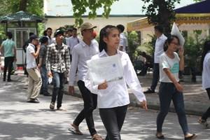 Phối hợp tổ chức thi tốt nghiệp THPT 2020