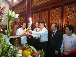 Vinh danh con cháu Vua Hùng toàn cầu 2020: Lan tỏa phẩm giá Việt, tự hào Việt, đoàn kết Việt