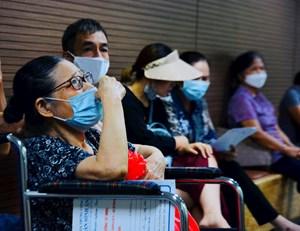 Nắng nóng - Bệnh nhân nhập viện tăng mạnh