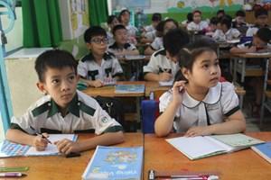 TP HCM đưa vào sử dụng gần 1.400 phòng học mới