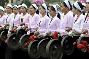 6 tỉnh tham dự Ngày hội Văn hóa dân tộc Mường lần thứ II