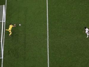 [Ảnh] Cận cảnh loạt luân lưu kịch tính đưa Italy lên đỉnh EURO 2020