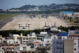 Mỹ, Nhật Bản đau đầu vì ổ dịch ở căn cứ quân sự