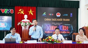 Chung kết cuộc thi Xung kích phòng, chống thiên tai tại Đà Nẵng