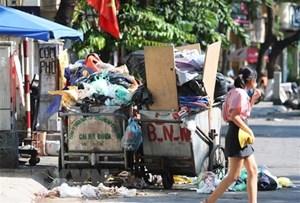 Ứng xử với… rác