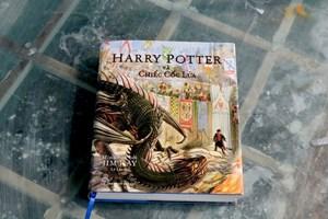 Ra mắt phiên bản sách tranh Harry Potter