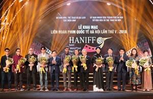 Lùi thời gian tổ chức Liên hoan Phim quốc tế Hà Nội