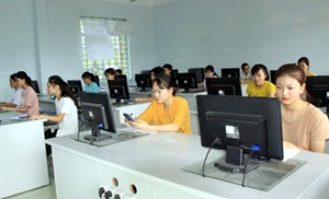 Hà Giang: Thi thử tốt nghiệp THPT theo hình thức trực tuyến