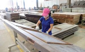 Ngành gỗ đối diện khó khăn kép