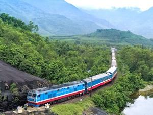 Đường sắt tăng chuyến tàu du lịch