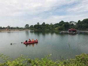 Cẩm Khê, Phú Thọ: Phó trưởng Công an huyện và Trưởng Phòng Văn hóa huyện bị đuối nước