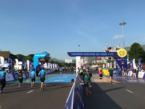 VnExpress Marathon Quy Nhơn 2020: Hơn 5000 VĐV tranh tài