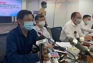 TP HCM quyết liệt khoanh vùng người tiếp xúc 2 bệnh nhân 449 và 450
