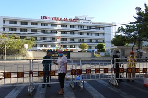 Lây nhiễm Covid-19 trong các bệnh viện của Đà Nẵng tăng nhanh