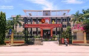 Thanh Hoá: Cách chức Bí thư Huyện uỷ  đối với ông Hoàng Cao Thắng