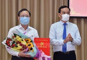 Nhân sự mới TP HCM, Hà Nội, Đà Nẵng và 5 địa phương