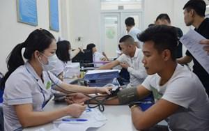 Người sử dụng lao động được hỗ trợ kinh phí khám chữa bệnh cho người lao động