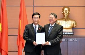 Ông Hoàng Quang Hàm làm Phó chủ nhiệm Ủy ban Tài chính - Ngân sách