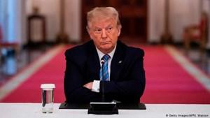 Một tuần khó khăn của Tổng thống Trump