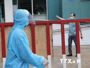 Đà Nẵng thực hiện các biện pháp cách ly, phong tỏa thôn Lệ Sơn Nam