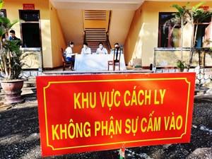 Quảng Nam: Huyện miền núi Bắc Trà My tăng cường phòng, chống dịch Covid-19