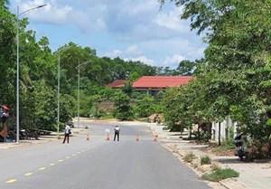 Quảng Trị: Phong tỏa 3 địa điểm liên quan đến bệnh nhân 749 và 750