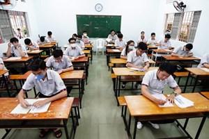 Hơn 26.000 thí sinh không thể dự thi tốt nghiệp THPT 2020 vì ảnh hưởng dịch Covid-19