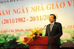 TP HCM: Giám đốc và hai Phó Giám đốc Sở GDĐT bị phê bình do duyệt 'tiền tiêu vặt'