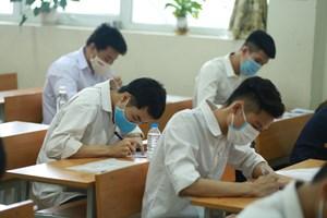 Đề thi tiếng Anh đảm bảo yêu cầu xét tốt nghiệp